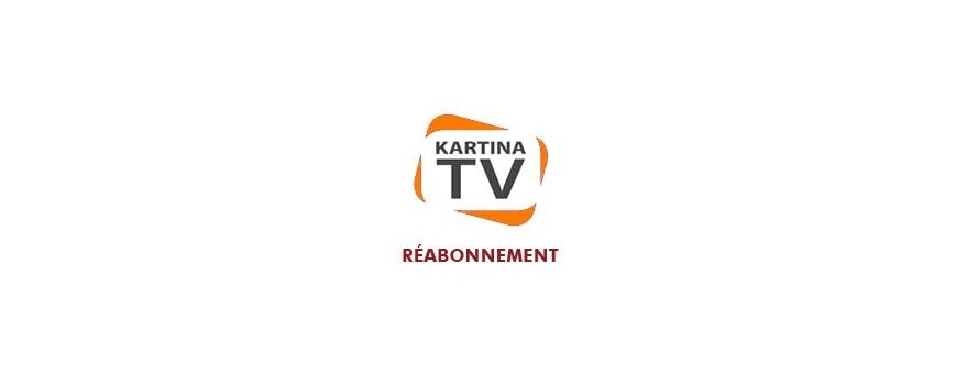 Renovación Kartina TV, canales rusos