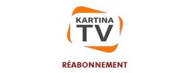 Renouvellement Kartina TV, chaînes russes