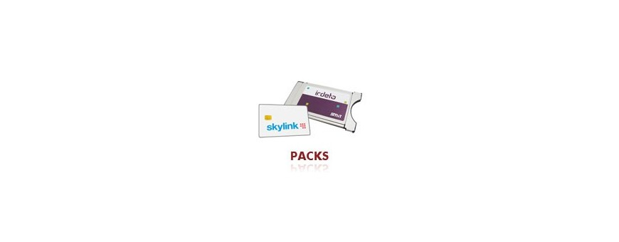 Packs Skylink