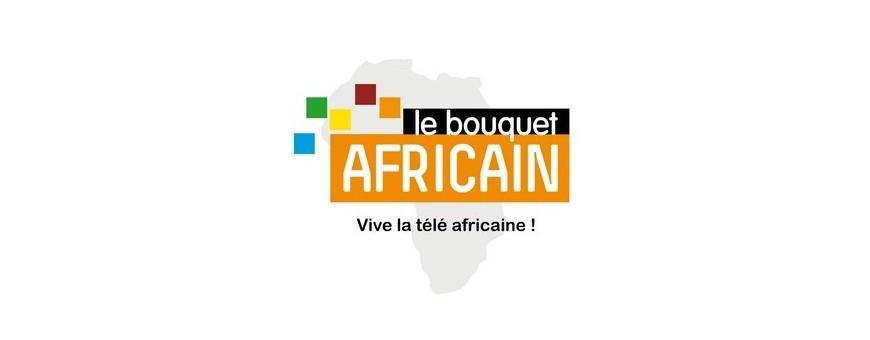 TV canali set africano
