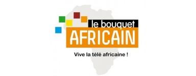 Canais de TV pack Africano