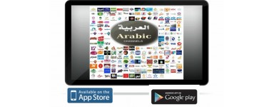 Arab tv net on pad, Smartphone, Iphone, Android