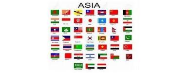 TV Asie