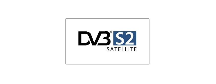 Decodeur,Récepteur, Satellite, DVB-S2