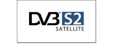 Descodificador, receptor, per satèl·lit, DVBS-2