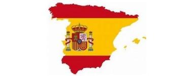 Испанский, Испания TV
