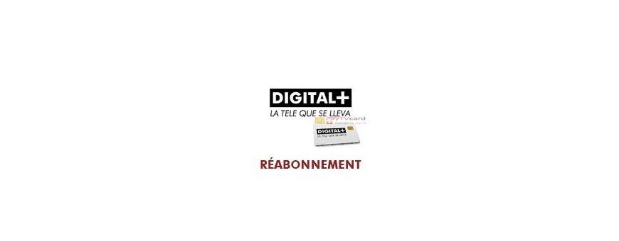Renouvellement Digital +