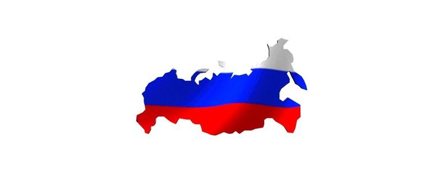 TV russa, Rússia