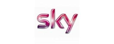 Sky Uk, canal de la Ingles