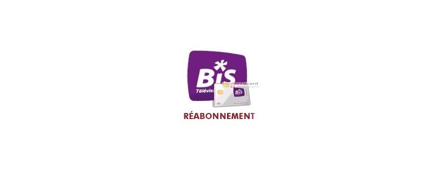 Renouvellement Bis ABBIS BIS TV Bistelevision